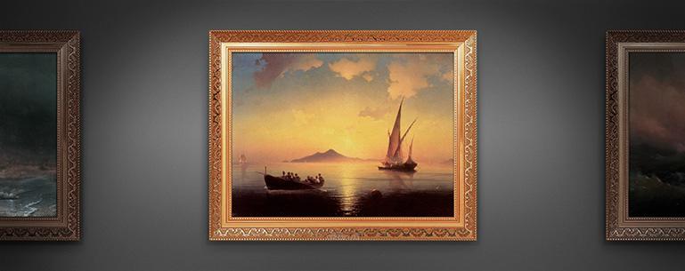 Знаменитые картины Айвазовского