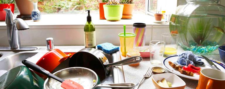 Как избавиться от неприятного запаха на кухне?