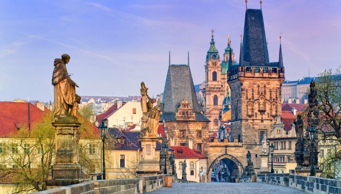 Наша поездка в Чехию