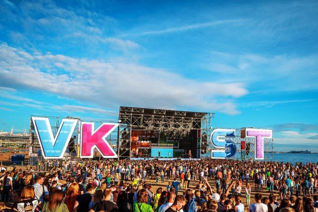 VK Fest 2017 в Санкт-Петербурге