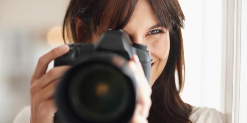 О том, как научиться фотографировать профессионально