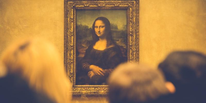 Картины Леонардо да Винчи с названием