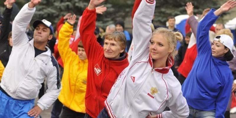 Спортивные мероприятия в Санкт-Петербурге