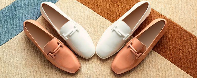 Модные туфли на лето