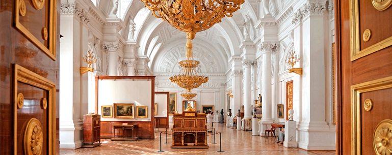 Мои экскурсии по музеям СПб