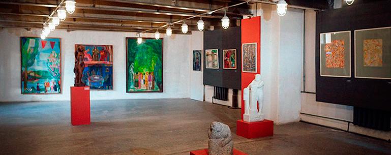 Взгляд на современную живопись: картины и художники